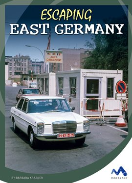 Cover image for Escaping East Germany