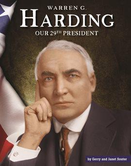Cover image for Warren G. Harding