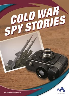 Cover image for Cold War Spy Stories