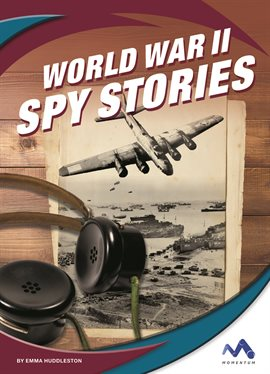 Cover image for World War II Spy Stories