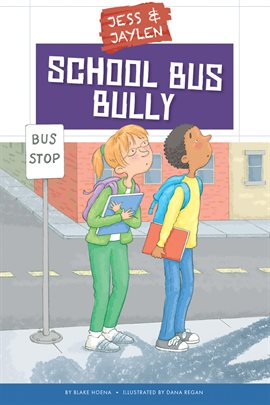 Cover image for School Bus Bully