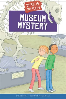 Cover image for Museum Mystery