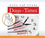 Days and times cover image
