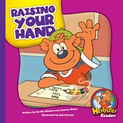 Raising your hand cover image