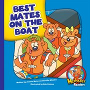 Best mates on the boat cover image