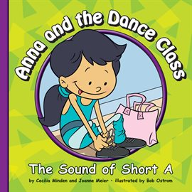 Cover image for Anna and the Dance Class