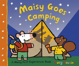 Cover image for Maisy Goes Camping