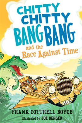 Cover image for Chitty Chitty Bang Bang and the Race Against Time