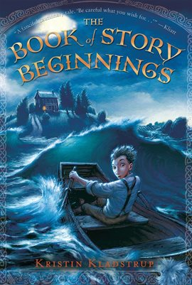 Cover image for The Book of Story Beginnings