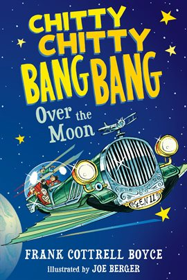 Cover image for Chitty Chitty Bang Bang Over the Moon