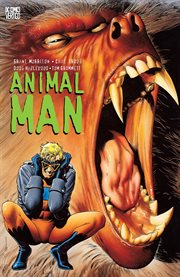 Animal Man. Volume 1, issue 1-9 cover image