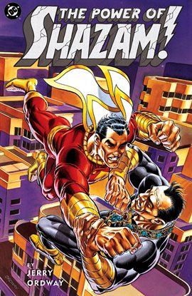 Cover image for The Power of Shazam!