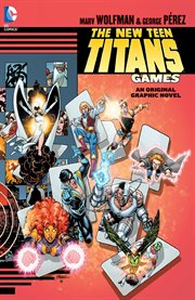 The new  Teen Titans : games cover image