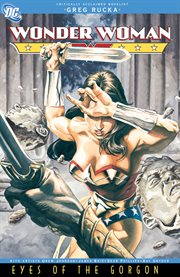 Wonder woman: eyes of the gorgon. Issue 206-213 cover image