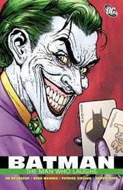 Batman, the man who laughs cover image