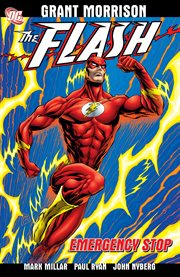 The flash: emergency stop. Issue 130-135 cover image