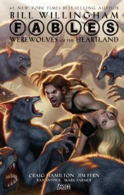 Fables werewolves of the heartland cover image
