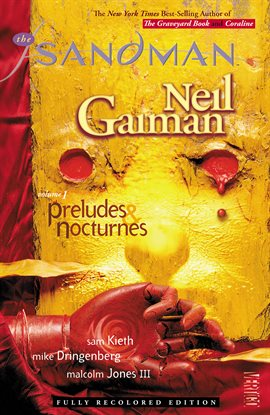 The Sandman Vol. 1: Preludes & Nocturnes