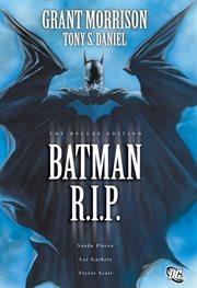Batman: r.i.p cover image