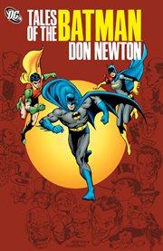 Tales of the Batman. Vol. 1, Don Newton cover image