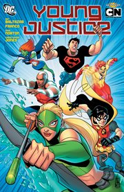 Young Justice. Volume 1, issue 0-6 cover image
