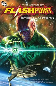 The world of Flashpoint featuring Green Lantern cover image