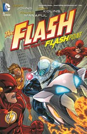 The Flash. Volume 2, issue 8-12, The road to Flashpoint cover image