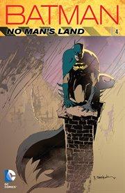 Batman: no man's land volume 4 cover image