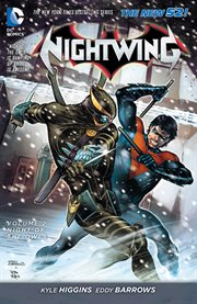 Nightwing.. Volume 2, Night of the owls cover image