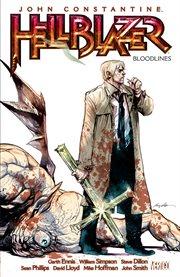 John Constantine, Hellblazer. Volume 6, Bloodlines cover image