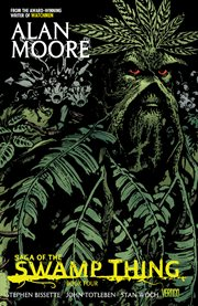 Saga of the swamp thing. Issue 43-50 cover image