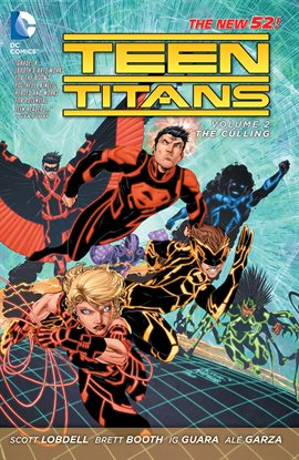 Cover image for Teen Titans Vol. 2: The Culling