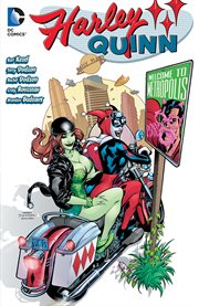 Harley quinn: welcome to metropolis cover image
