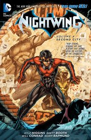 Nightwing. Volume 4, issue 19-24, Second City cover image