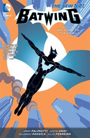 Batwing. Volume 4, issue 19-26, Welcome to the family cover image