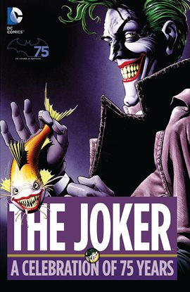 The Joker: A Celebration of 75 Years, book cover