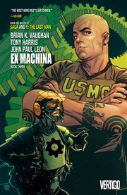 Ex Machina Book Three