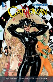Catwoman. Volume 5, Race of thieves cover image