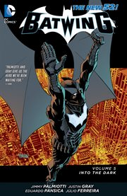 Batwing. Volume 5, issue 27-34, Into the dark cover image