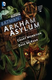 Batman: Arkham Asylum: 25th Anniversary Deluxe Edition
