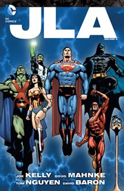 JLA. Volume 6, issue 61-76 cover image
