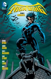 Nightwing. Volume 1, issue 1-8, Bludhaven cover image