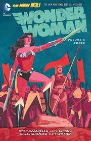 Wonder Woman. Volume 6, issue 30-35, Bones cover image
