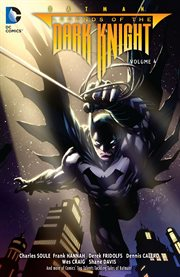 Batman : legends of the Dark Knight. Volume 4 cover image
