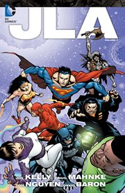 JLA. Volume 7, issue 77-93 cover image