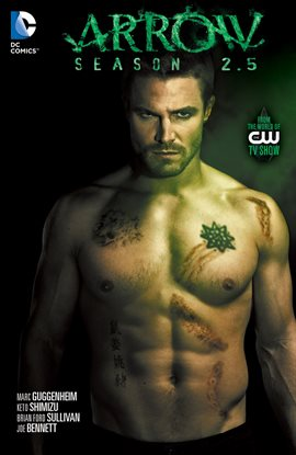 Cover image for Arrow Season 2.5