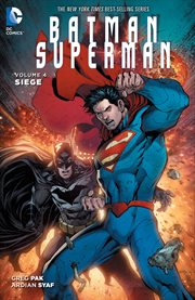 Batman/Superman. Volume 4, issue 16-20, Siege cover image