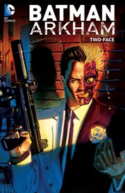 Batman Arkham: Two-Face cover image