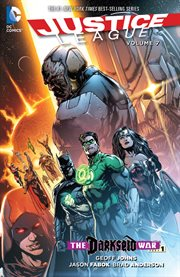 Justice League. Volume 7, issue 40-44, Darkseid war cover image