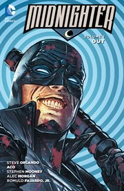 Midnighter. Volume 1, issue 1-7, Out cover image